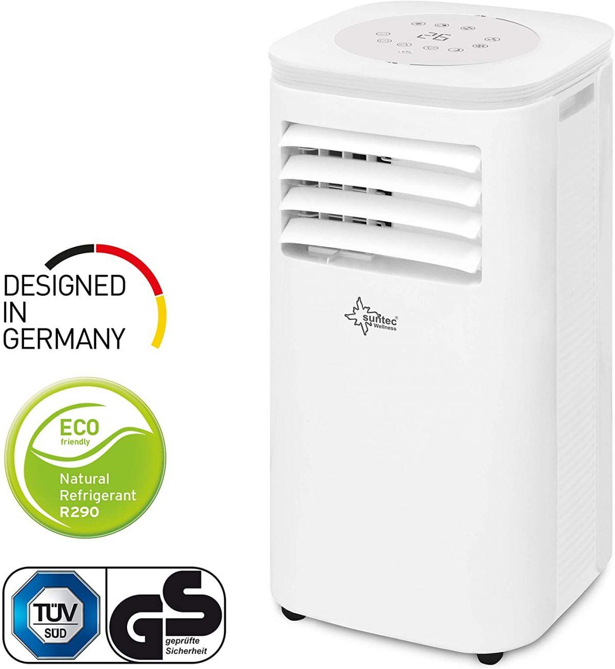 SUNTEC Climatisation Mobile IMPULS Eco R290