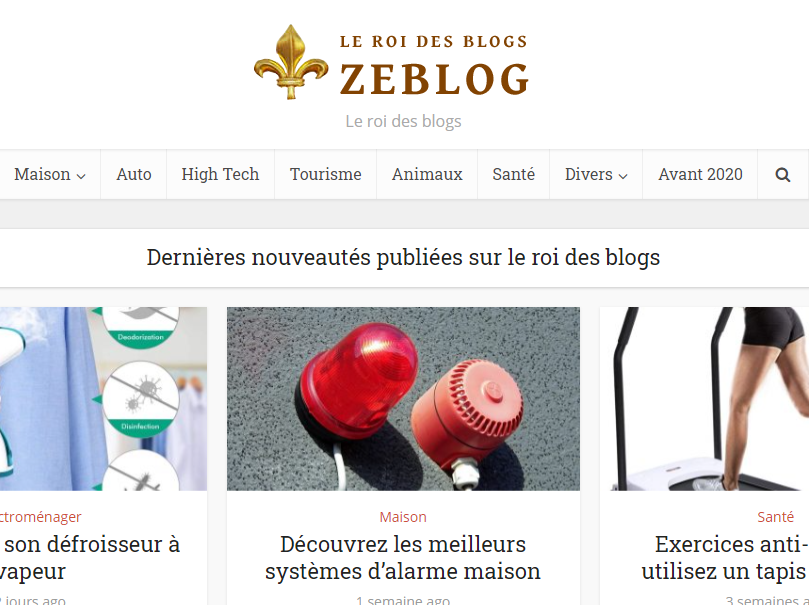 Zeblog