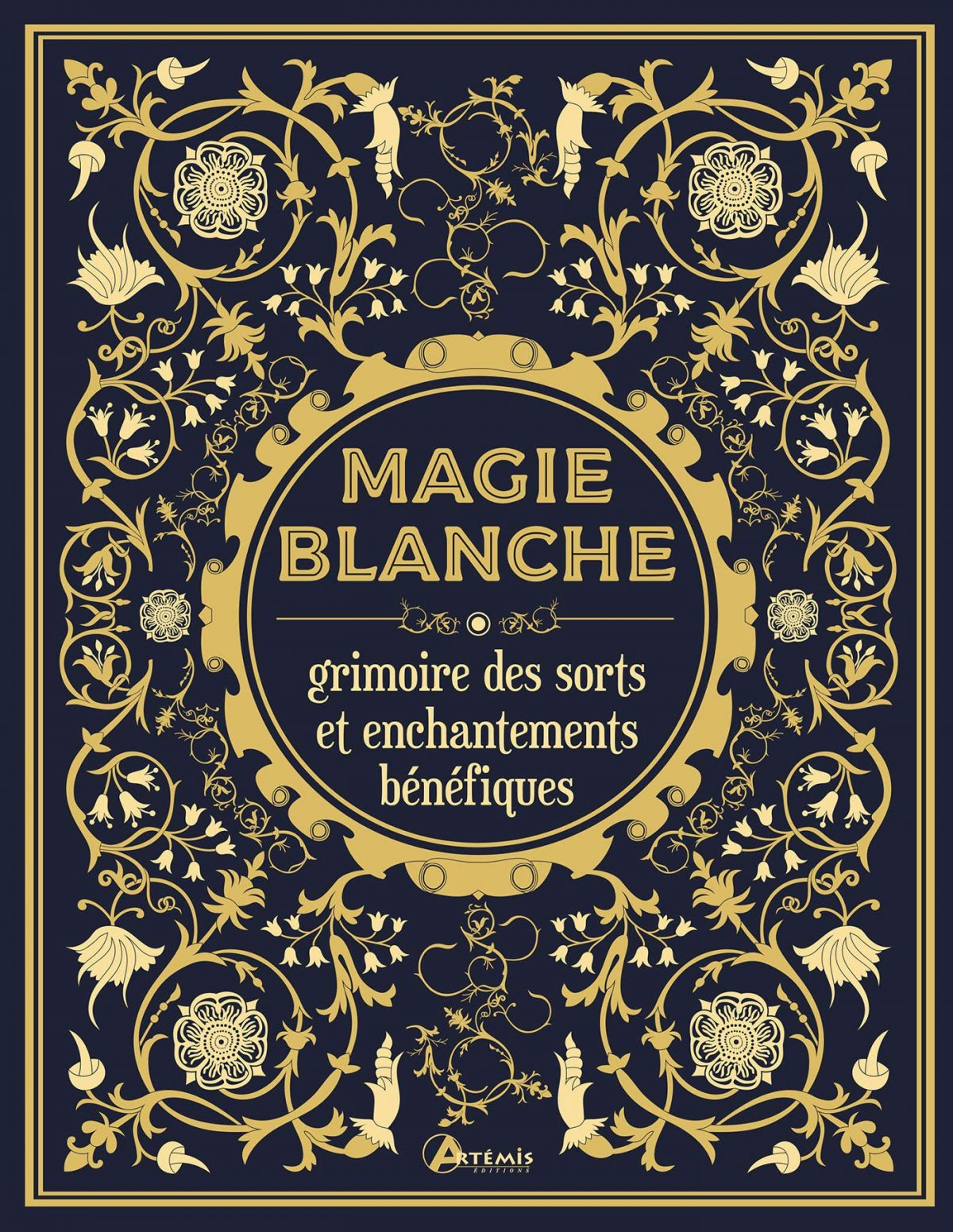 Livre sur la Magie blanche